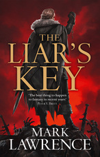 Red Queens War (2) - The Liars Key