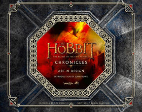 The Hobbit: The Battle of the Five Armies - Chronicles: Art & Design