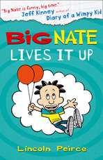 Big Nate (7) - Big Nate Lives It Up