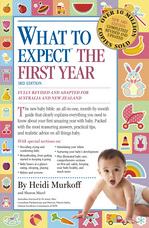 What to Expect the First Year [Third Edition]