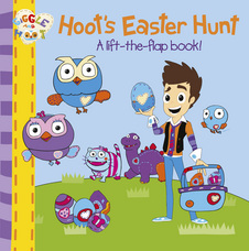 Hoots Easter Hunt: A lift-the-flap book!