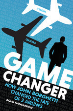 Game Changer: How John Borghetti changed the face of aviation inAustralia