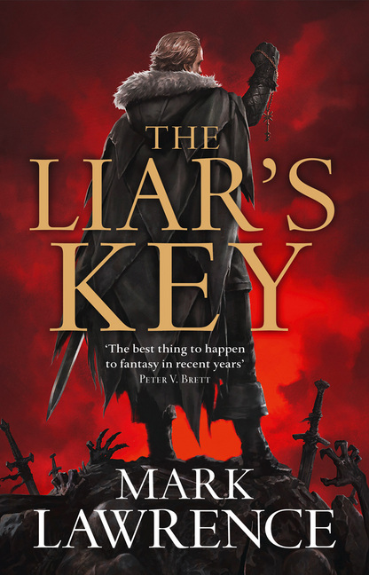 Competition Closed: The Liar's Key giveaway