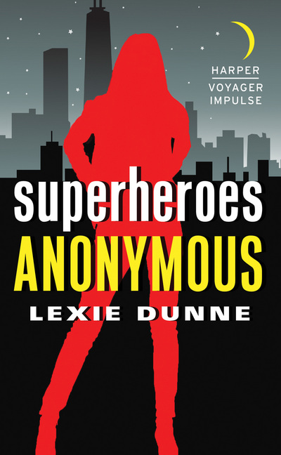 Superheroes Anonymous by Lexie Dunne